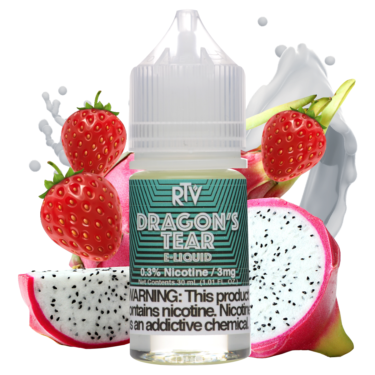 e-Liquid Dragon's Tear